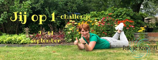 Jij op 1 challenge
